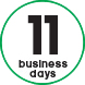 11  business days